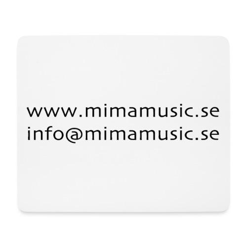 mima music - Musmatta (liggande format)
