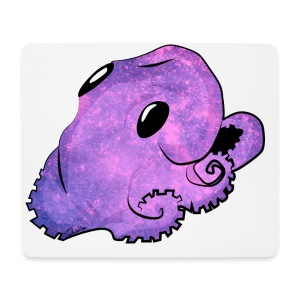 Kawaii octopus - Mouse Pad (horizontal)