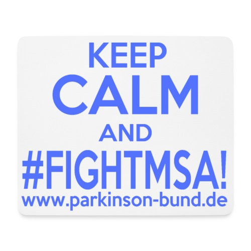 Fight MSA - Mousepad (Querformat)