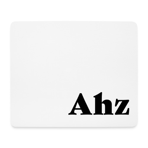Ahz - Mousepad (Querformat)