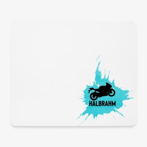 HalbRahm Logo - Mousepad (Querformat)