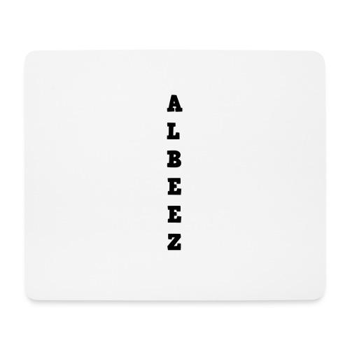 albeez - Alfombrilla de ratón (horizontal)