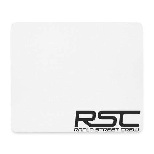 Rapla Street Crew Logo - Mouse Pad (horizontal)