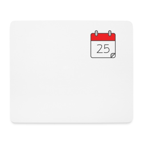 count down - Mouse Pad (horizontal)