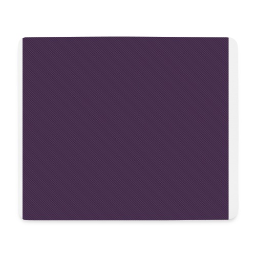 Purple line pattern - Mouse Pad (horizontal)
