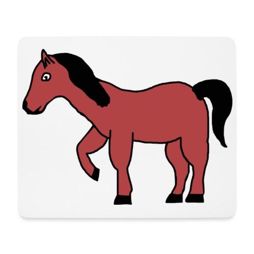 pferd Pony Reiten - Mousepad (Querformat)