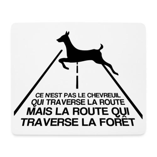 Chevreuil - Tapis de souris (format paysage)