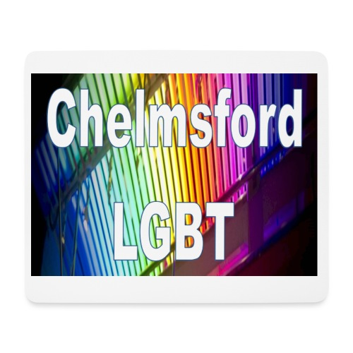 Chelmsford LGBT - Mouse Pad (horizontal)