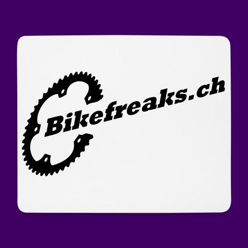 Bikefreaks ch 3 black - Mousepad (Querformat)