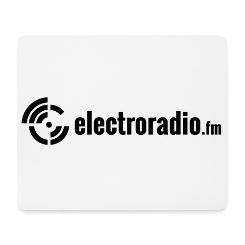 electroradio.fm - Mousepad (Querformat)