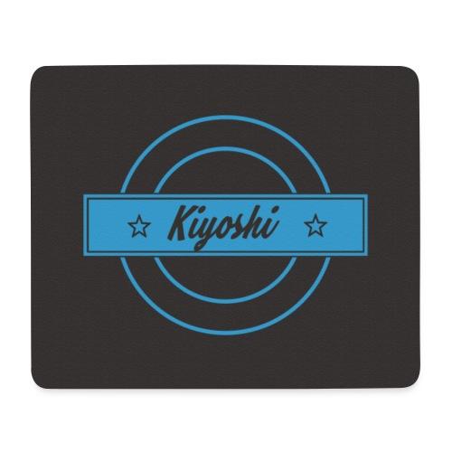 Kiyoshi Logo - Mousepad (Querformat)