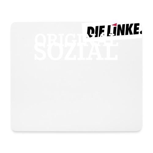 Schriftzug_original - Mousepad (Querformat)
