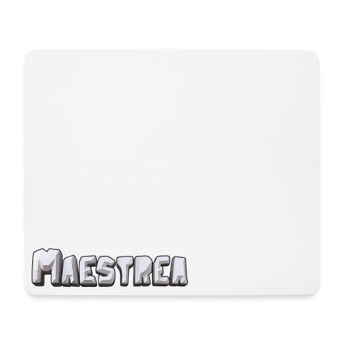 Maestrea Logo Text - Musmatta (liggande format)