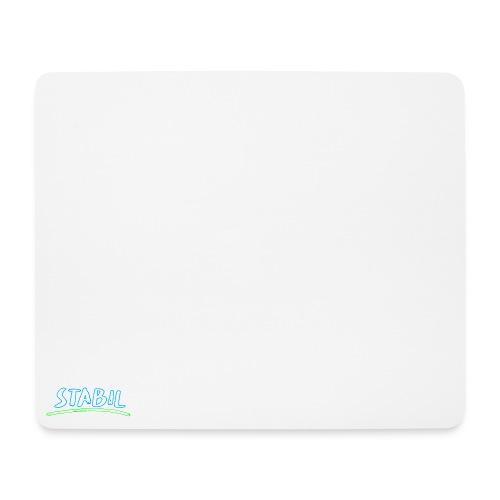 Stabil Neon - Mousepad (Querformat)