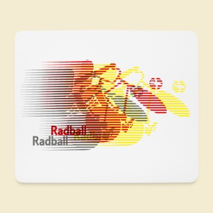 Radball | Earthquake Germany - Mousepad (Querformat)