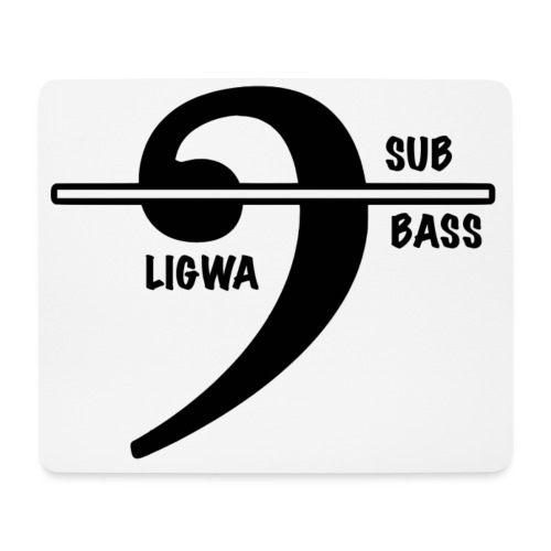LIGWA SUB BASS - Mouse Pad (horizontal)