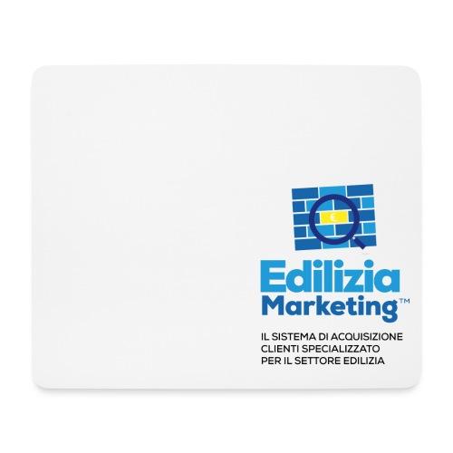 Edilizia Marketing - Tappetino per mouse (orizzontale)