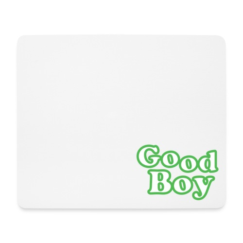 Good Boy - Mouse Pad (horizontal)