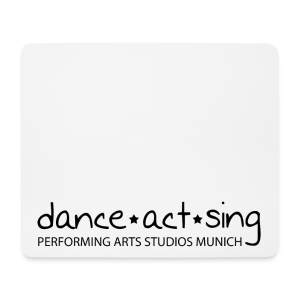 Dance!Act!Sing! - Mousepad (Querformat)