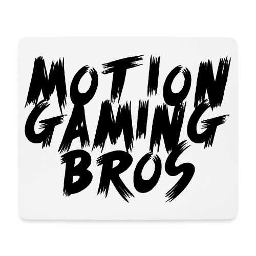 MotionGamingBros Vektor - Mousepad (Querformat)