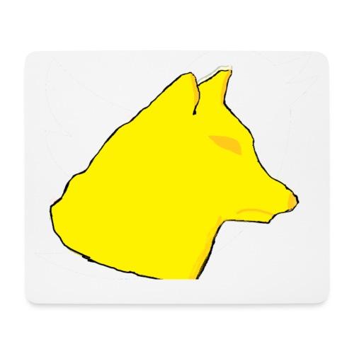wolfes - Mousepad (bredformat)