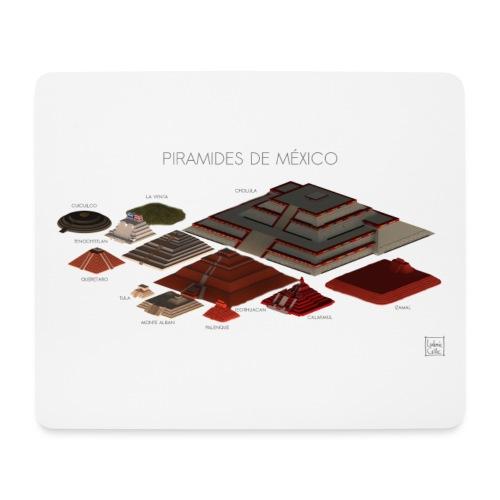 pyramides - Tapis de souris (format paysage)
