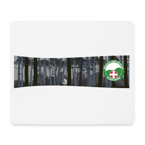 HANTSAR Forest - Mouse Pad (horizontal)