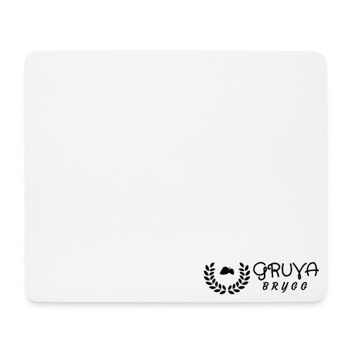 Gruva Brygg 2 - Musematte (liggende format)