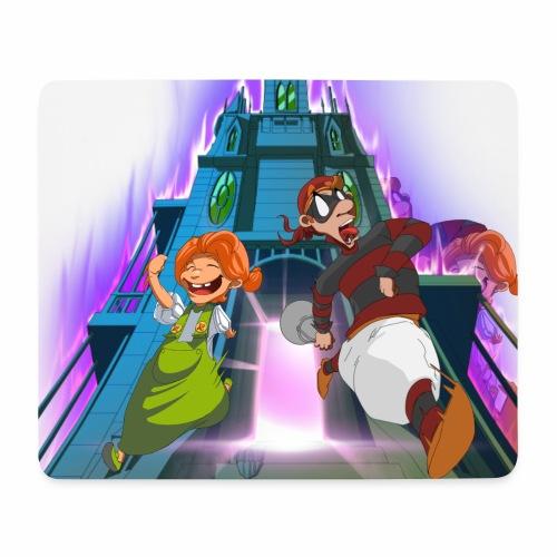 Robbery Bob Pirate - Mouse Pad (horizontal)