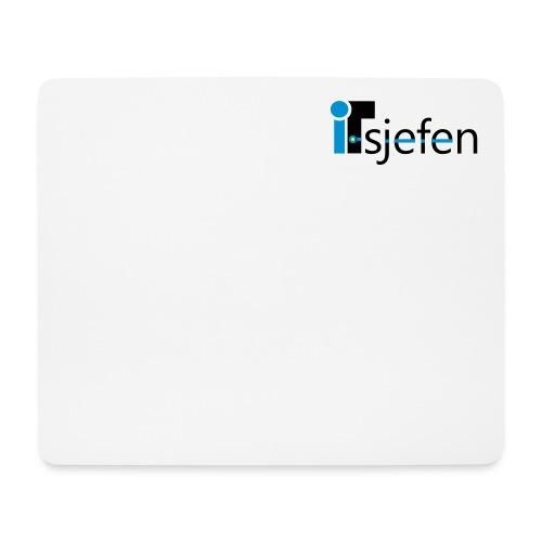 ITsjefen logo - Musematte (liggende format)
