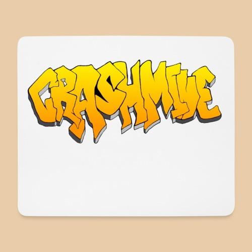 CrashMine net Gold - Mousepad (Querformat)