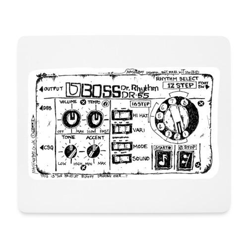 Drum Machine's R Ace! - Mouse Pad (horizontal)