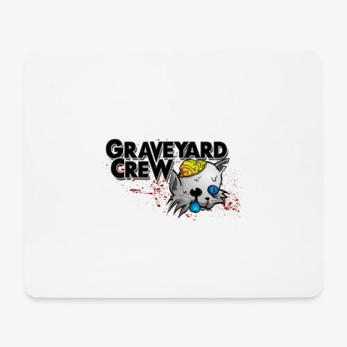 GCrew logo - Mousepad (bredformat)