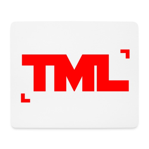 TML RED - Mouse Pad (horizontal)