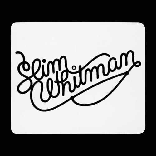 Slim Whitman, non-official logotype ! - Tapis de souris (format paysage)