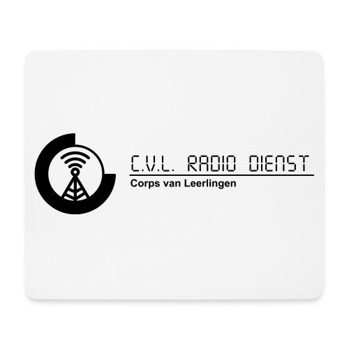 CRD Logo met Tekst - Muismatje (landscape)