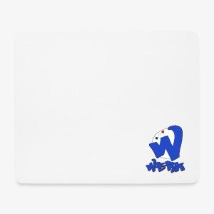 Werk Logo - Tapis de souris (format paysage)
