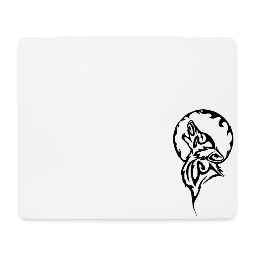 Wolf Design - Mouse Pad (horizontal)