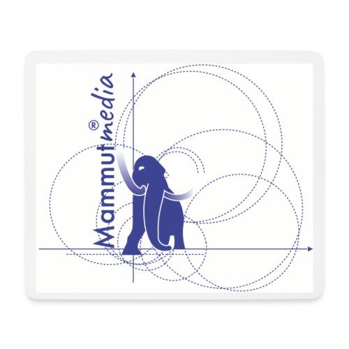 Mammutmedia magliette - Tappetino per mouse (orizzontale)