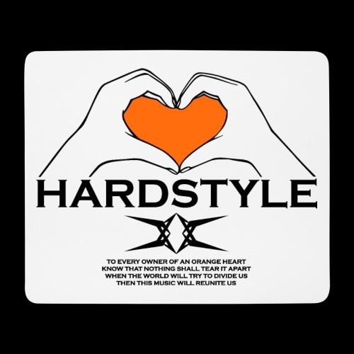 Hardstyle = My Style - Owner Of An Orange Heart - Muismatje (landscape)