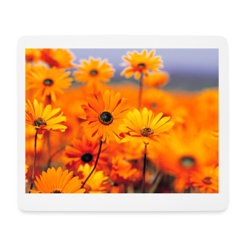 Flower Power - Mouse Pad (horizontal)