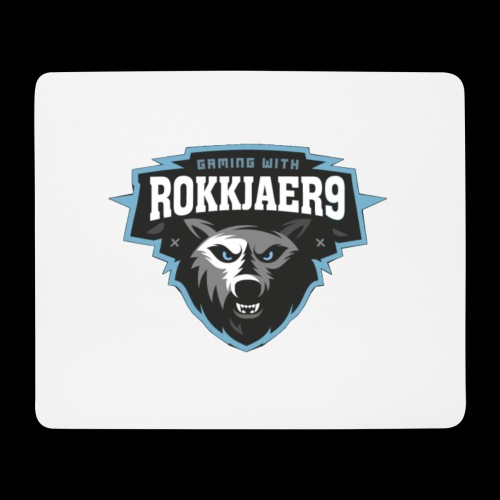 Rokkjaer9 Merch - Mousepad (bredformat)