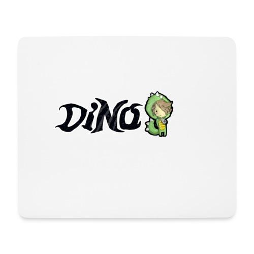 Text Dino png - Tapis de souris (format paysage)