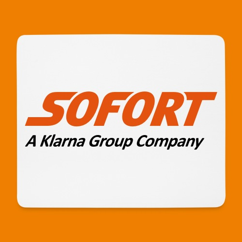 SOFORT Logo - Mousepad (Querformat)