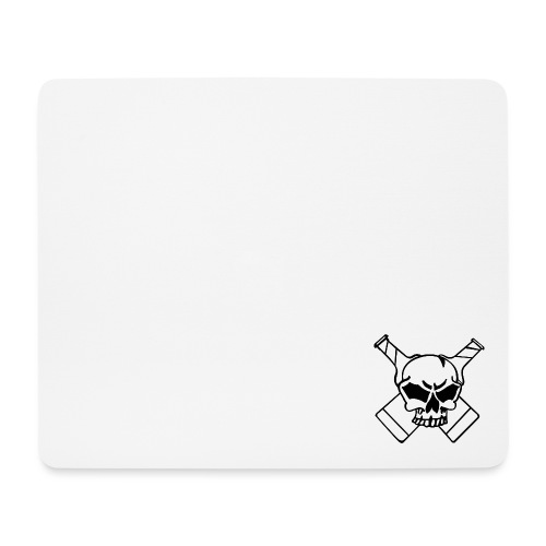 Skull png - Mousepad (Querformat)