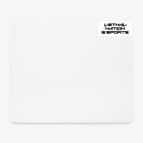 LETN SCHRIFT - Mousepad (Querformat)