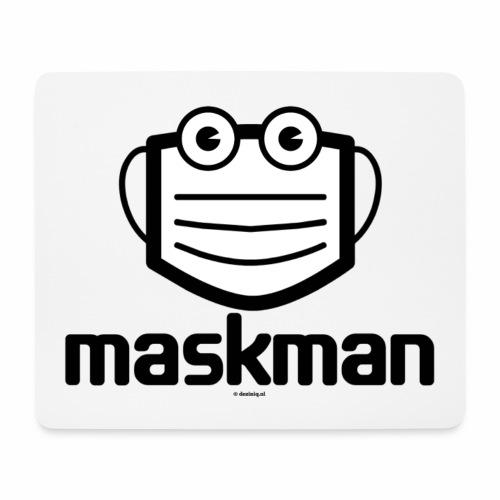 Maskman - Muismatje (landscape)