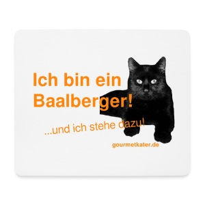 Statement Baalberge - Mousepad (Querformat)