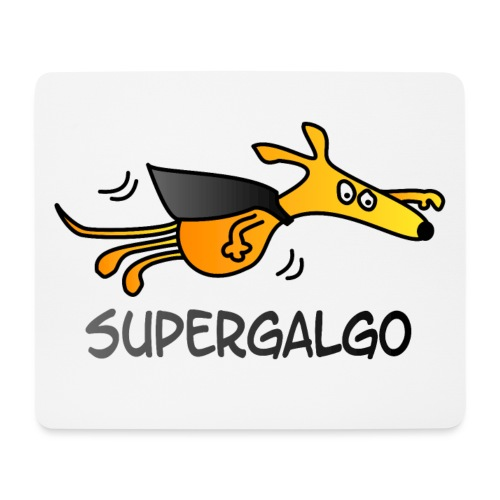 Supergalgo - Mousepad (Querformat)