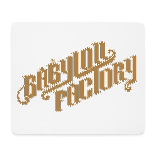BABYLONFACTORY - Mousepad (Querformat)
